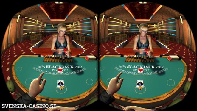 virtual reality casino