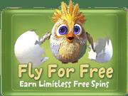 birds! limitless free spins betsoft svenska casino