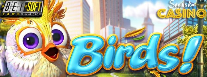 betsoft birds! svenska casino