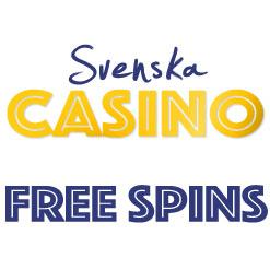 free spins bonus svenska casino