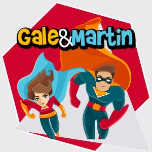 gale & martin casino free spins
