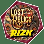 lost relics rizk casino
