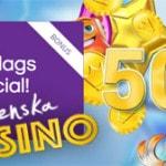 onsdag svenska casino