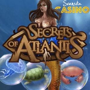 secrets of atlantis netent spelautomat