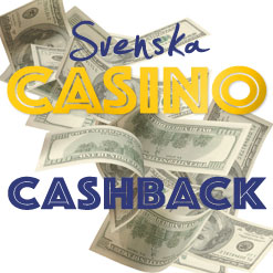 cashback svenska casino cash back