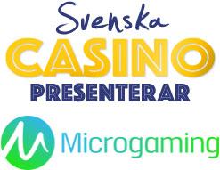 svenska casino microgaming
