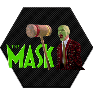 the mask spelautomat