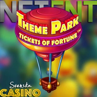 theme park tickets of fortune svenska casino