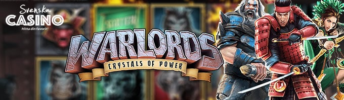 Warlords: Crystals of Power spelautomat