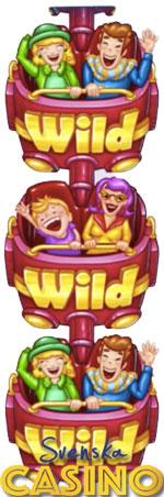 Theme Park Tickets of Fortune wild svenska casino